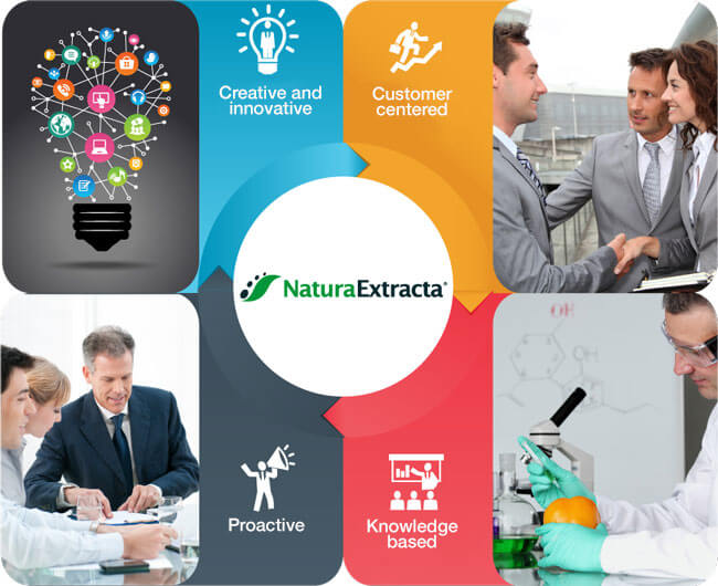 NaturaExtracta our values